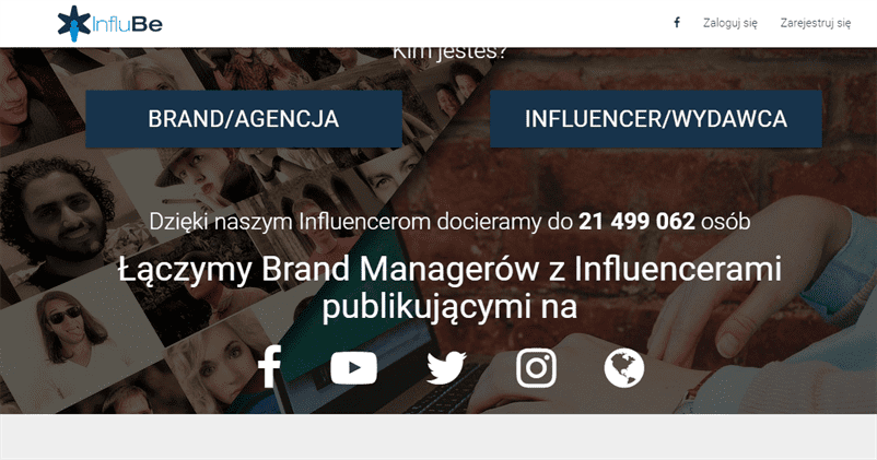 influ influencer marketing